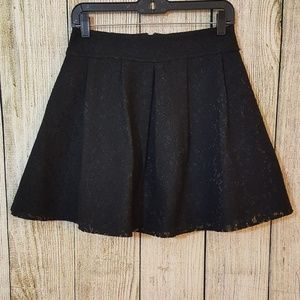 EXPRESS pleated miniskirt